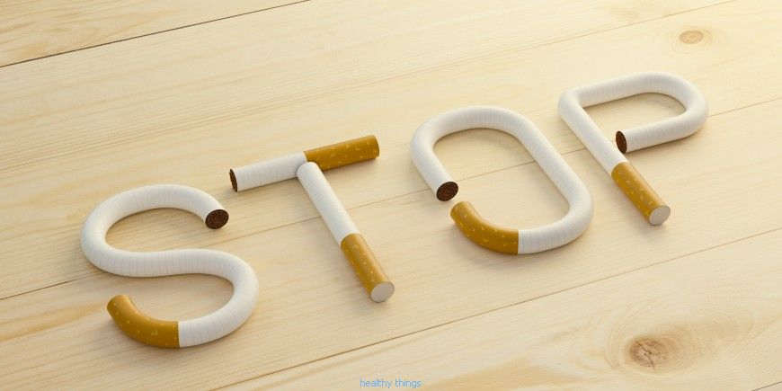 Stop smoking: How not to relapse? - Arr Ter Smoking