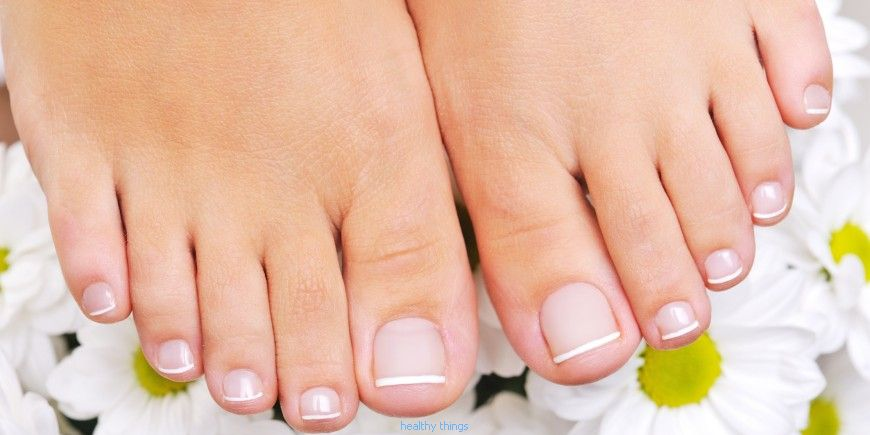 "Pedicure - Foot care: ""Home"" foot care - Beauty"