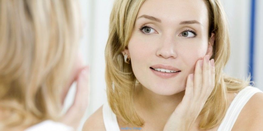 Makeup for sensitive skin: the advice of dermato