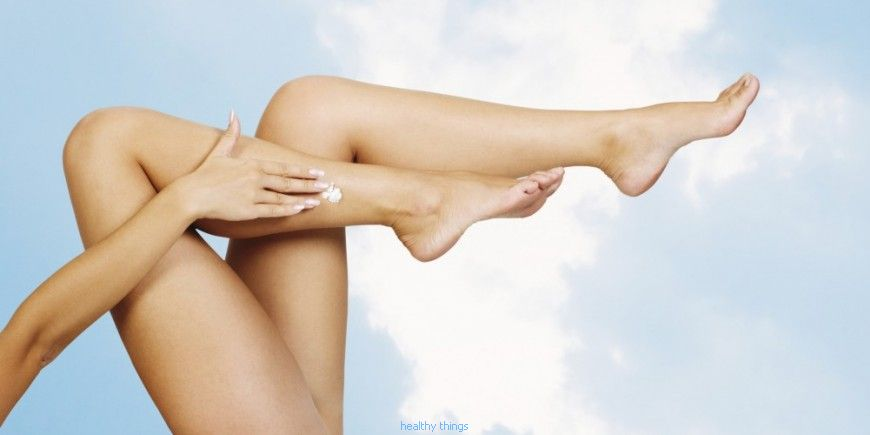 Hair removal: Care before and after hair removal