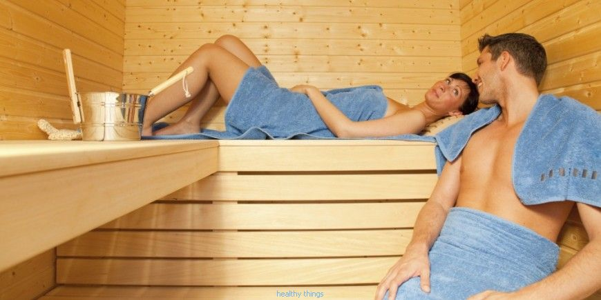 Sauna: the facial sauna