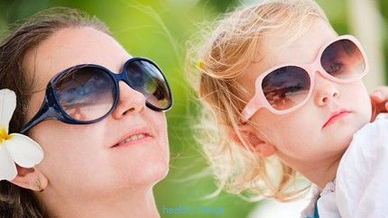 How to choose your sunglasses: the advice of the ophthalmologist