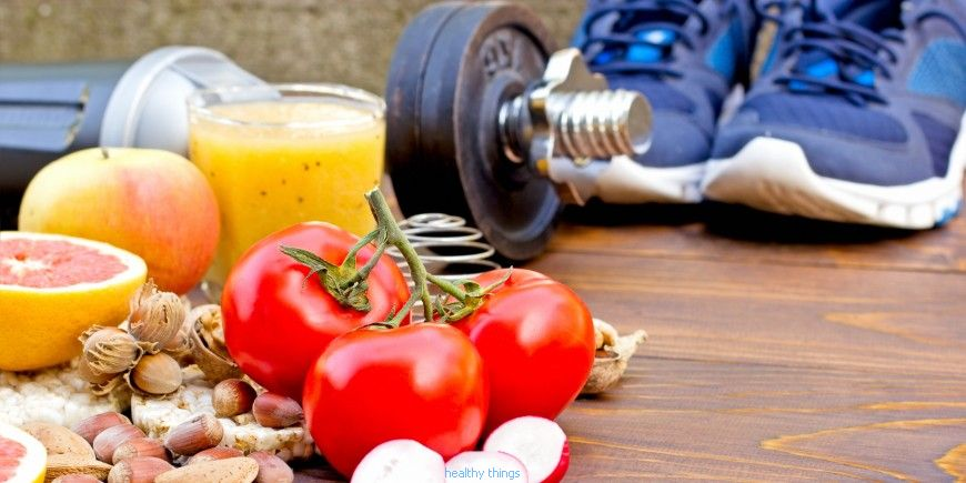 Sport and nutrition: the dietician's advice