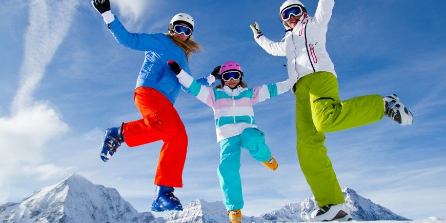 Be well prepared for winter sports