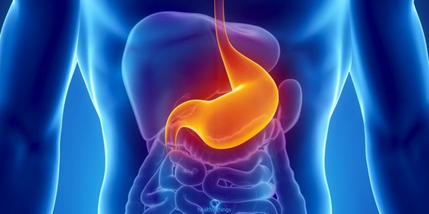 The stomach: Gastritis