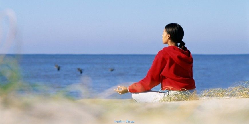 Meditation: What to think when you meditate?