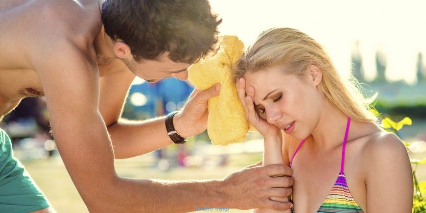 Sunstroke: a medical emergency to be taken seriously - Diseases