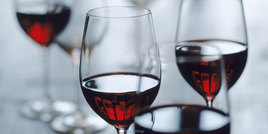 Diseases: Alcohol and alcoholism: the symptoms