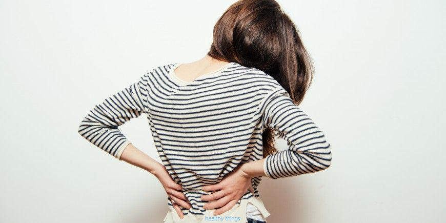 Low back pain: symptoms - Diseases
