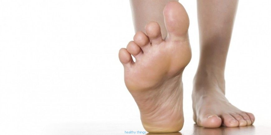 Plantar warts: symptoms - Diseases