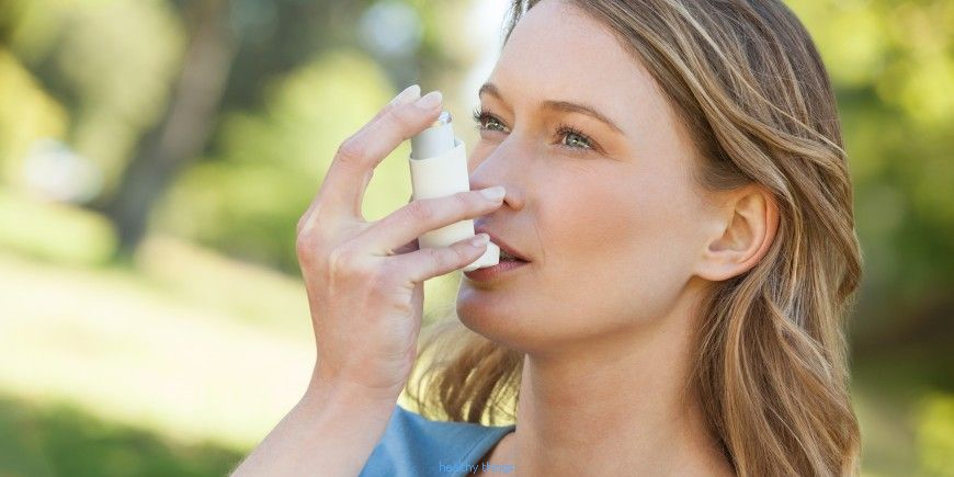 Asthma: the symptoms
