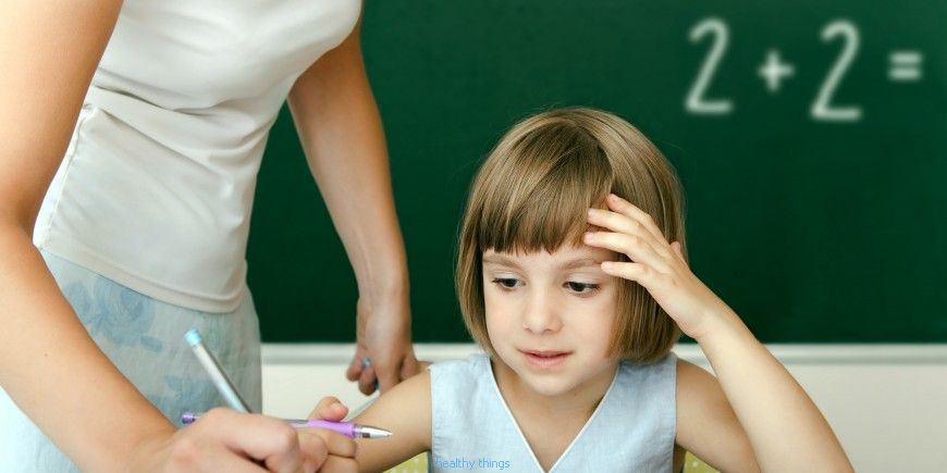 Dyscalculia: treatments - Diseases