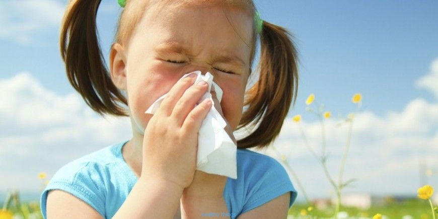 Allergic rhinitis - Diseases