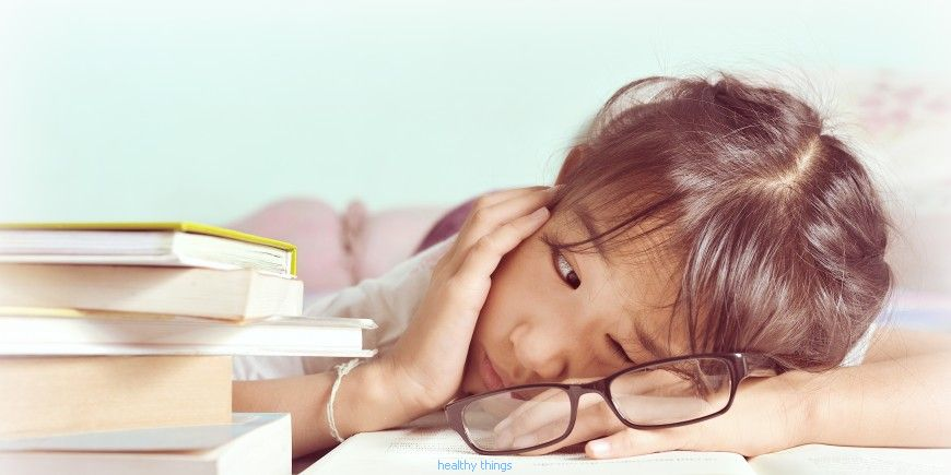 Diseases: My child does not sleep well!