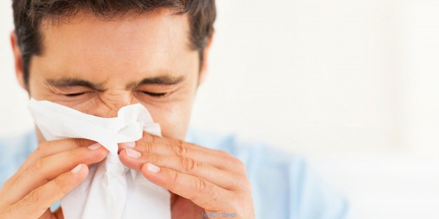Rhinitis: the causes - Diseases
