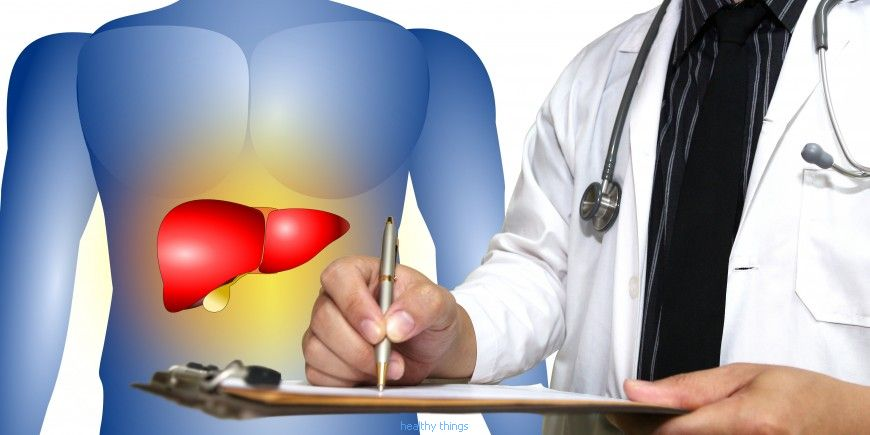 Liver diseases: the causes - Diseases
