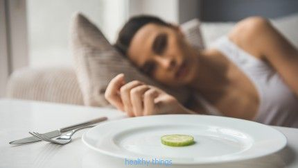Anorexia nervosa: the symptoms