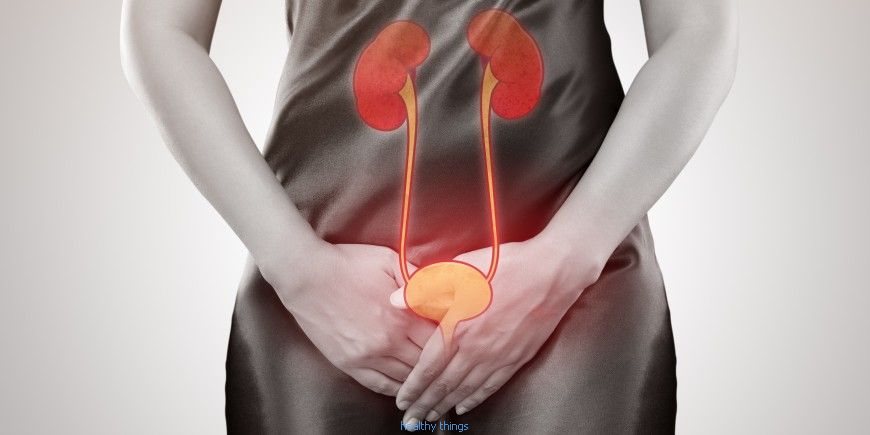 Pyelonephritis: symptoms