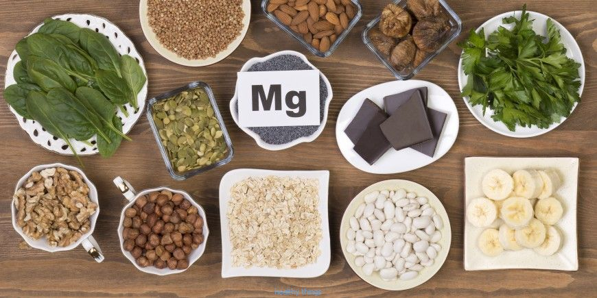 Foods rich in magnesium: in which foods to find magnesium? - Nutrition