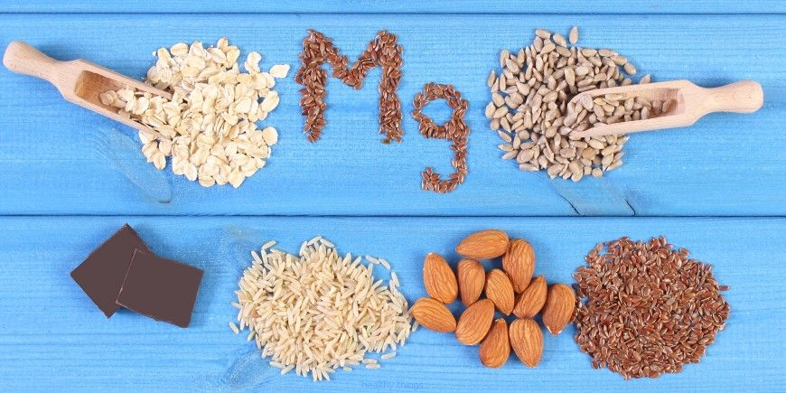 Magnesium: in what foods do we find it?