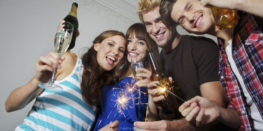 Alcohol and young people: The risks