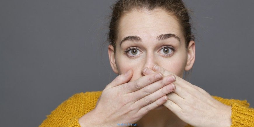 Halitosis (bad breath): the advice of the dentist