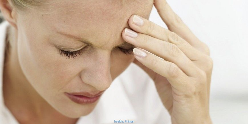 Dizziness: the causes - My Symptoms