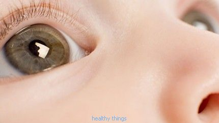 My Symptoms: Crying eye in baby: sources and notes