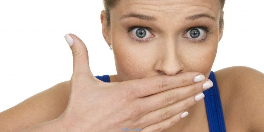 Bad breath: find the origin and the good remedy - My Symptoms