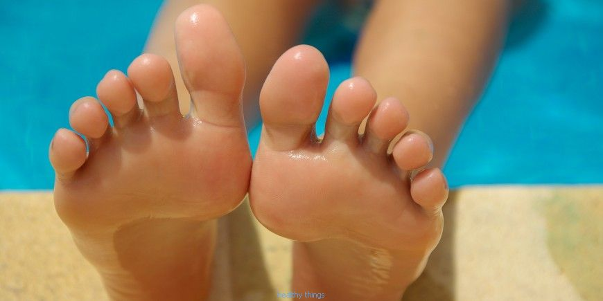 Smelly feet: the causes