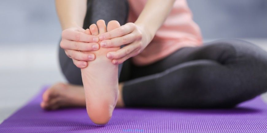 My Symptoms: What foot pain can reveal